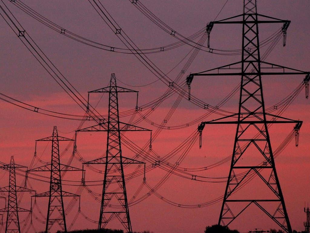 خط الربط الكهربائي