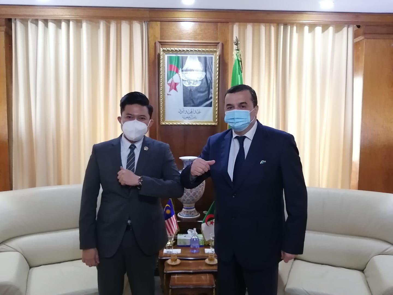الجزائر - عرقاب - وزارة الطاقة الجزائرية