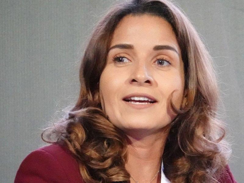 ليلى بنعلي - قناة السويس