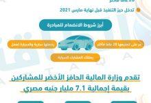 Photo of تطورات مبادرة تحويل السيارات للعمل بالغاز في مصر (إنفوغرافيك)