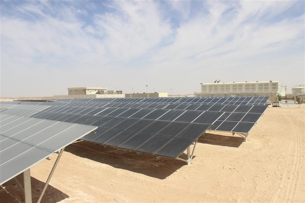 مشروعات الطاقة المتجددة - العراق