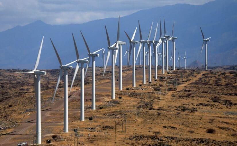الطاقة المتجددة- مشروعات الطاقة المتجددة