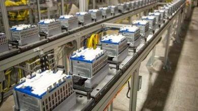 Photo of جنرال موتورز تخطط لبناء مصنع جديد لخلايا البطاريات في أميركا