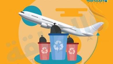 Photo of هل تتحول النفايات إلى مصدر لوقود الطائرات في المستقبل؟.. دراسة تفجر مفاجأة