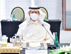وزير الطاقة السعودي - أرامكو