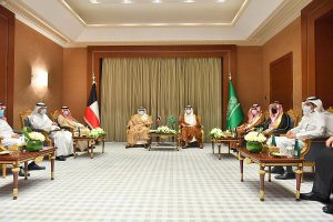 وزير الطاقة السعودي ووزير النفط الكويتي