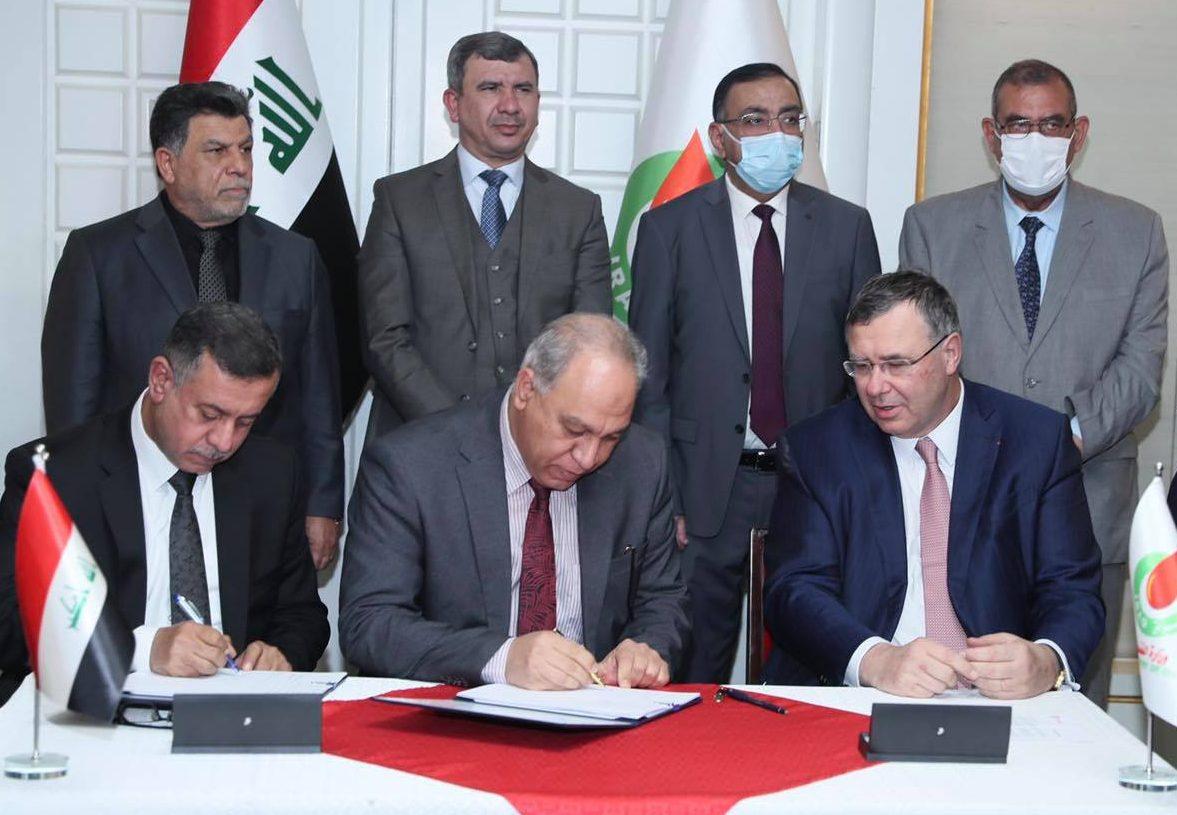 العراق - وزير النفط العراقي