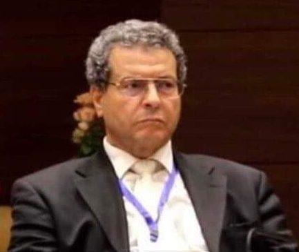 وزير النفط والغاز الليبي محمد عون - الحكومة الليبية- شركة النفط التركية