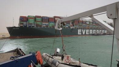 Photo of أزمة قناة السويس تُعطل تسليم مليون طن من الغاز المسال إلى أوروبا