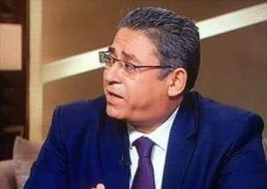 أستاذ القانون الدولي الدكتور مساعد عبد العاطي