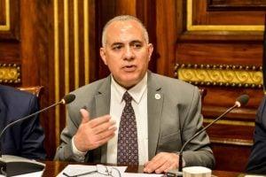 وزير الري والموارد المائية المصري محمد عبدالعاطي