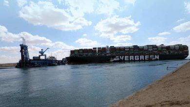 Photo of قناة السويس.. آخر تطورات أعمال تعويم السفينة إيفر جيفن