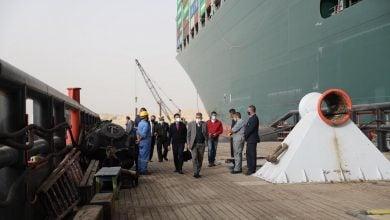 Photo of وكالة: خط أنابيب سوميد يعرض نقل النفط للمتضررين من إغلاق قناة السويس
