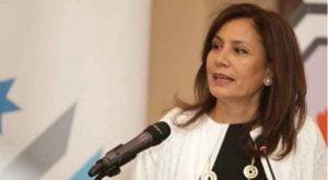 وزيرة الطاقة في الأردن هالة زرواتي