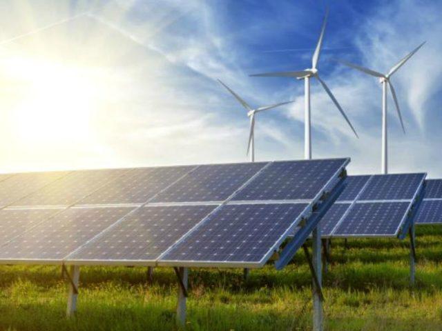 الطاقة الخضراء