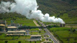 كينيا تطلق أكبر محطة للطاقة الحرارية الأرضية