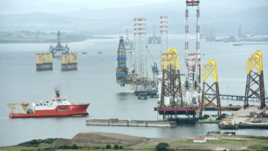 Photo of الموانئ الخضراء.. بريطانيا وإسكتلندا تتنافسان في استثمارات الرياح البحرية