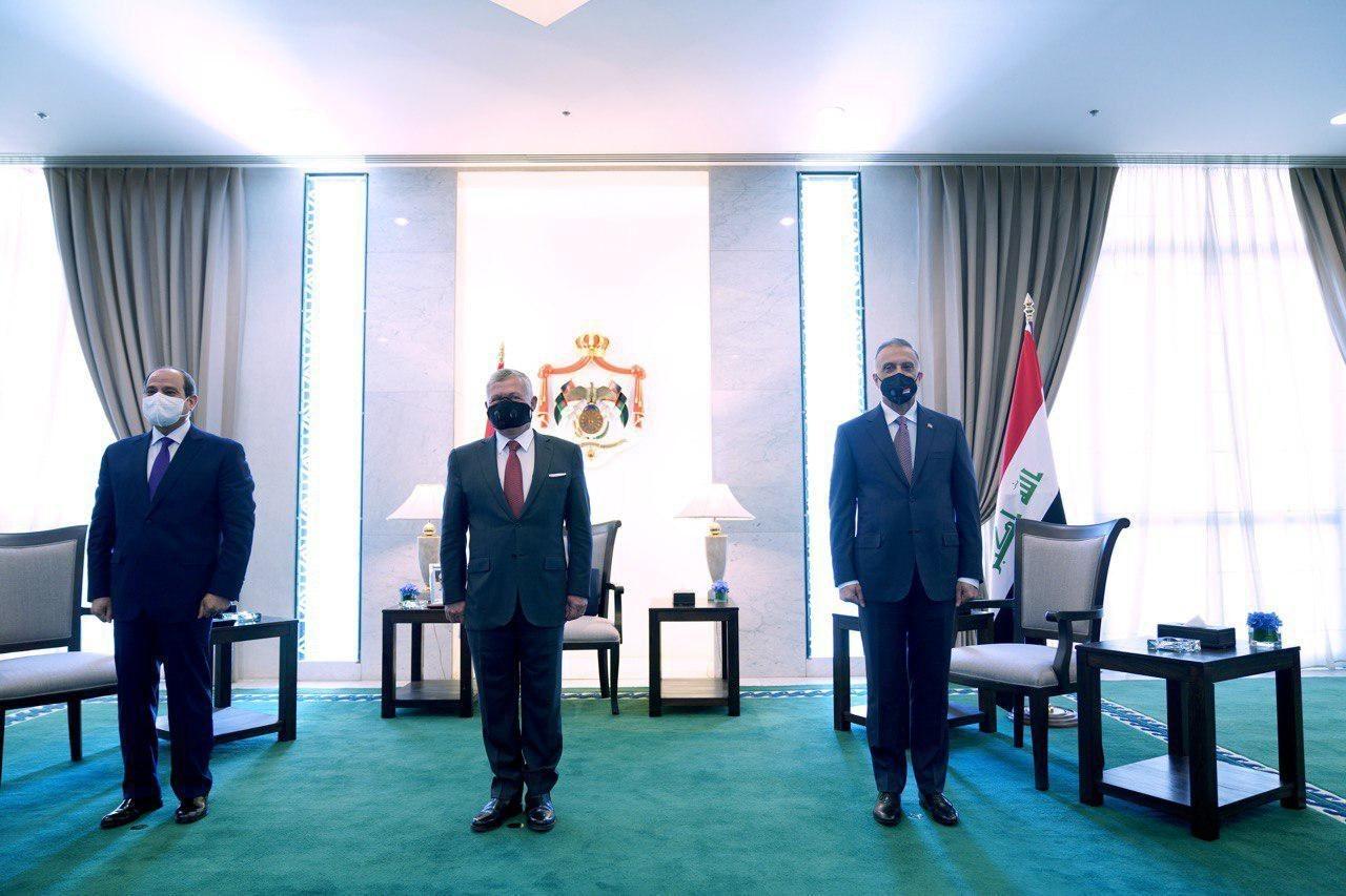 الربط الكهربائي يتصدر القمة الثلاثية- العراق