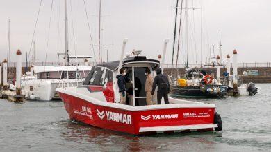 Photo of تويوتا تختبر قاربًا جديدًا يعمل بخلايا وقود الهيدروجين