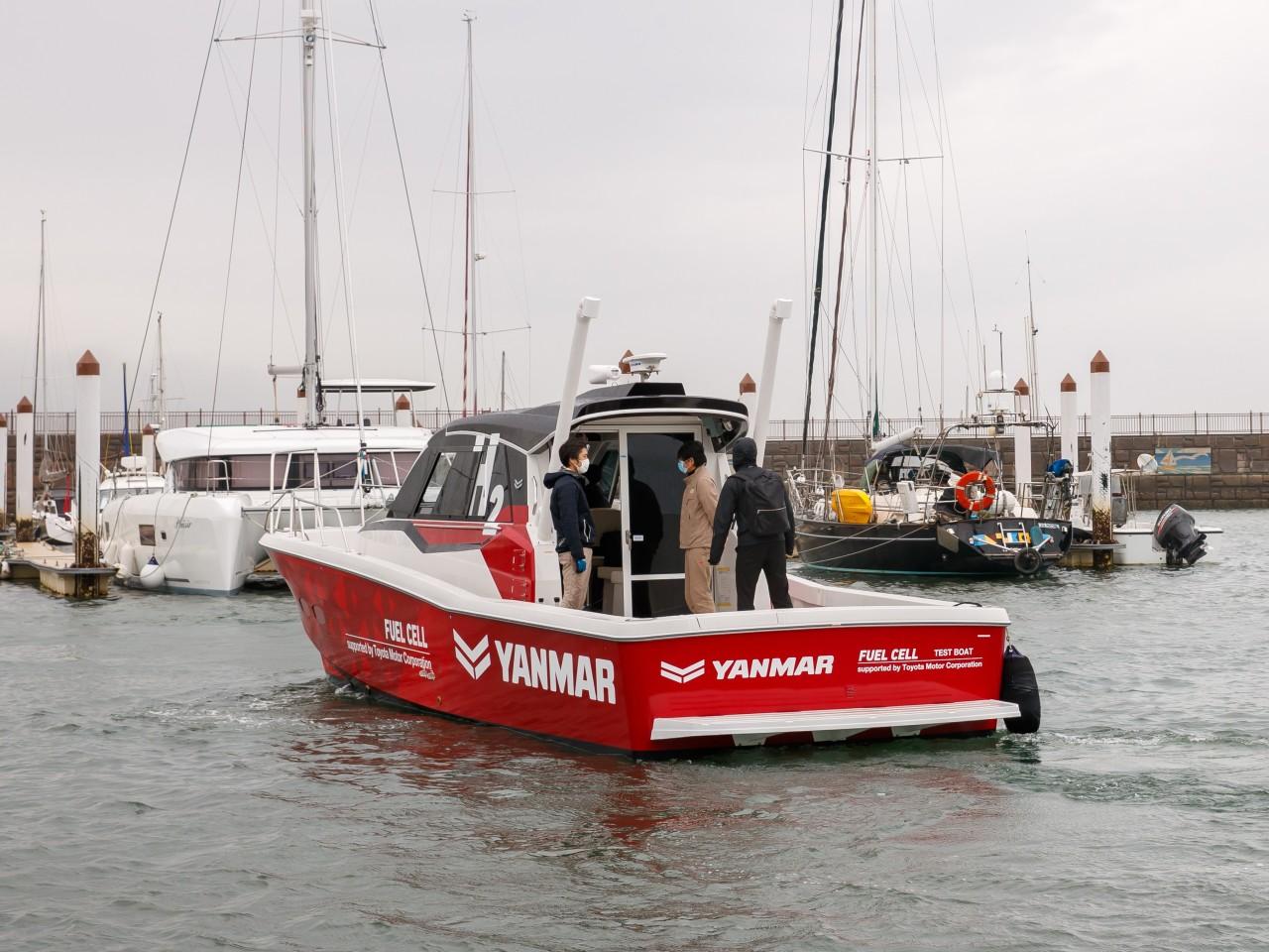 القارب يانمار من تويوتا