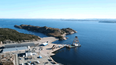 Photo of النرويج تطلق شركة متخصصة لنقل وتخزين الكربون