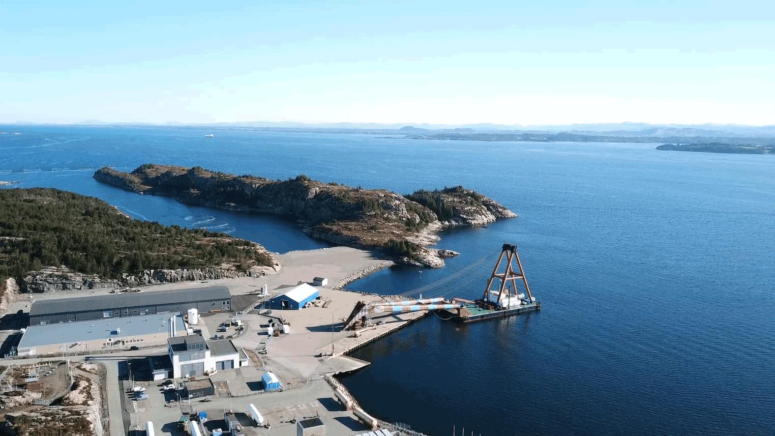 النرويج تطلق شركة لنقل وتخزين الكربون