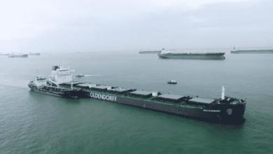 Photo of نجاح أول تجربة لتزويد السفن بالوقود الحيوي في سنغافورة