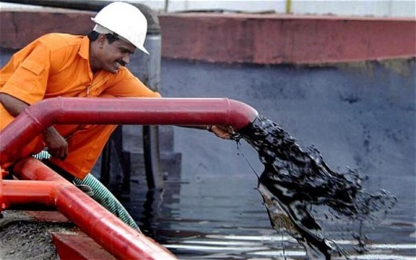 الهند- إنتاج النفط - واردات الهند
