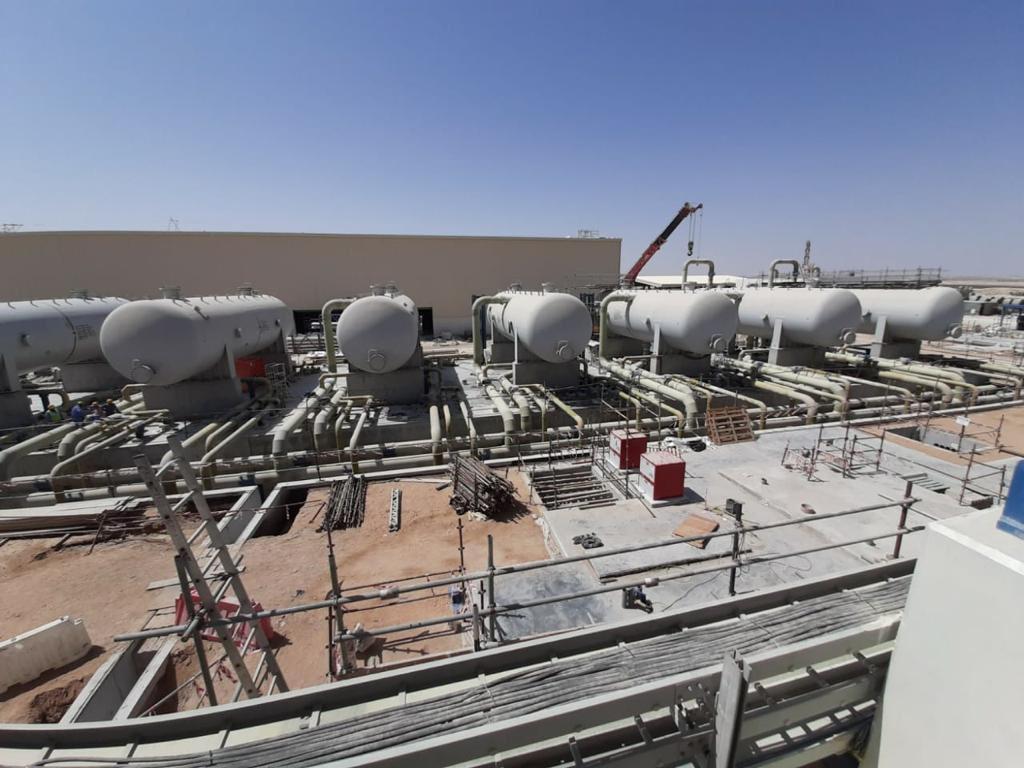 سلطنة عمان - محطة الكهرباء والمياه بالدقم