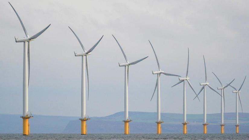 شركة الجهاز القابضة- الرياح البحرية