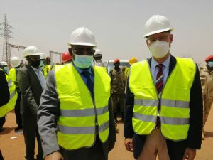 القائم بالأعمال الأميركي في السودان