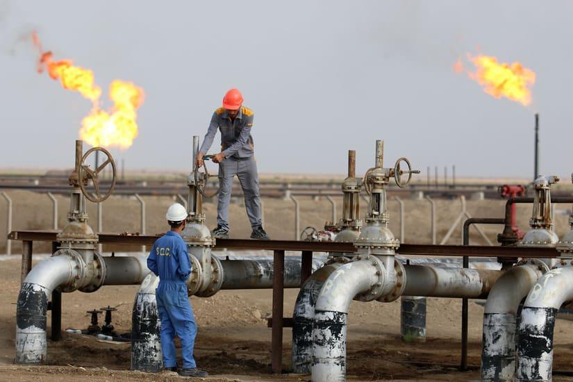 النفط العراقي- العراق - اتفاق أوبك+ - الغاز تالمصاحب