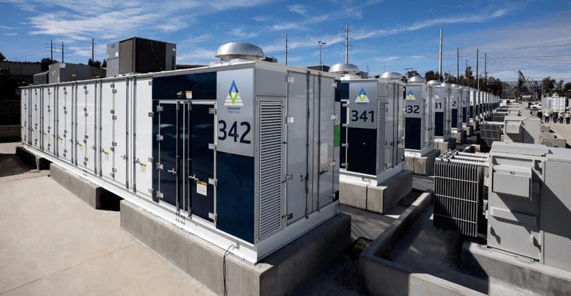 البطاريات - بطاريات تخزين الكهرباء - إينكو