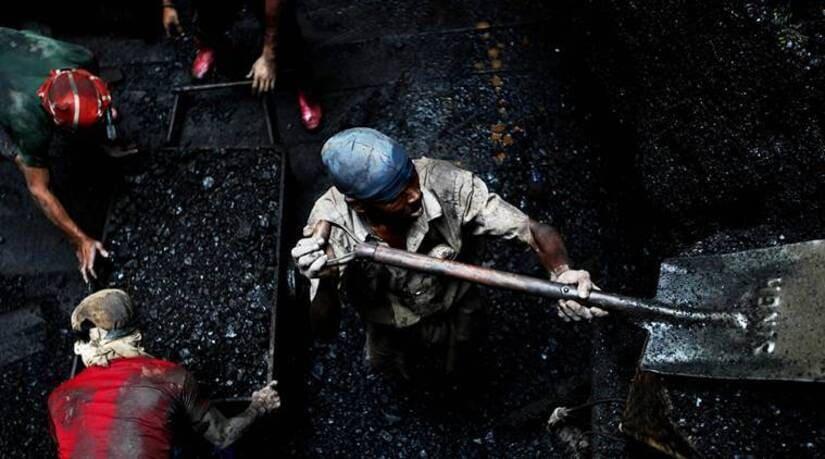 مخزون الفحم في الهند - كول إنديا