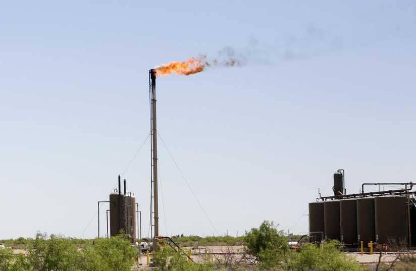 بي بي توقف حرق الغاز