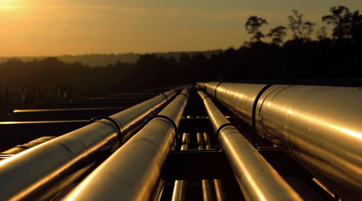 خط أنابيب النفط