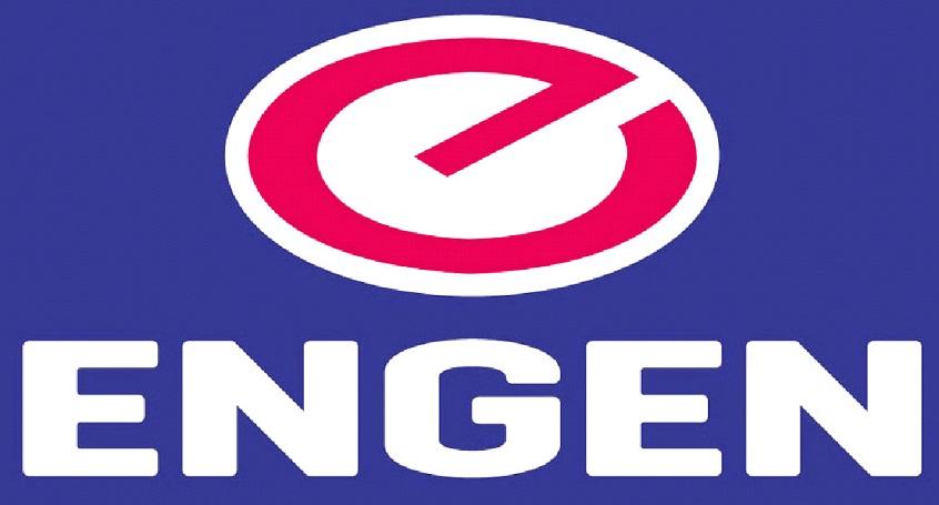 شعار شركة إنغين للنفط - أرشيفية