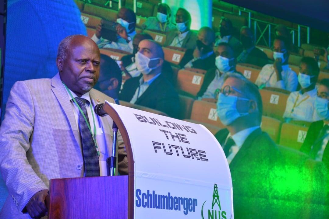 شلمبرجيه - وزير الطاقة السوداني