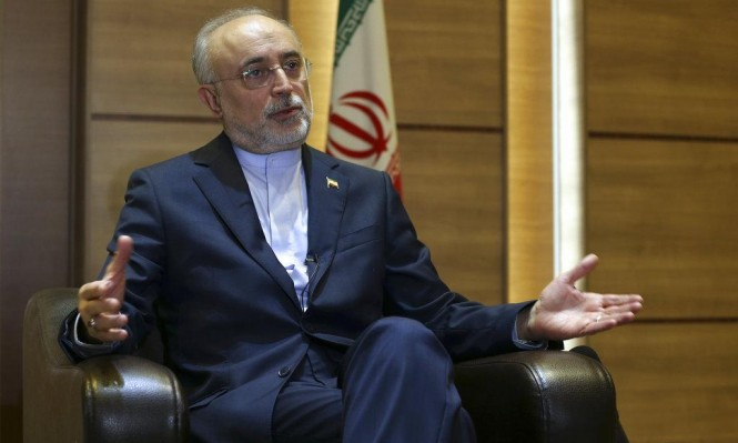 إيران - علي أكبر صالحي