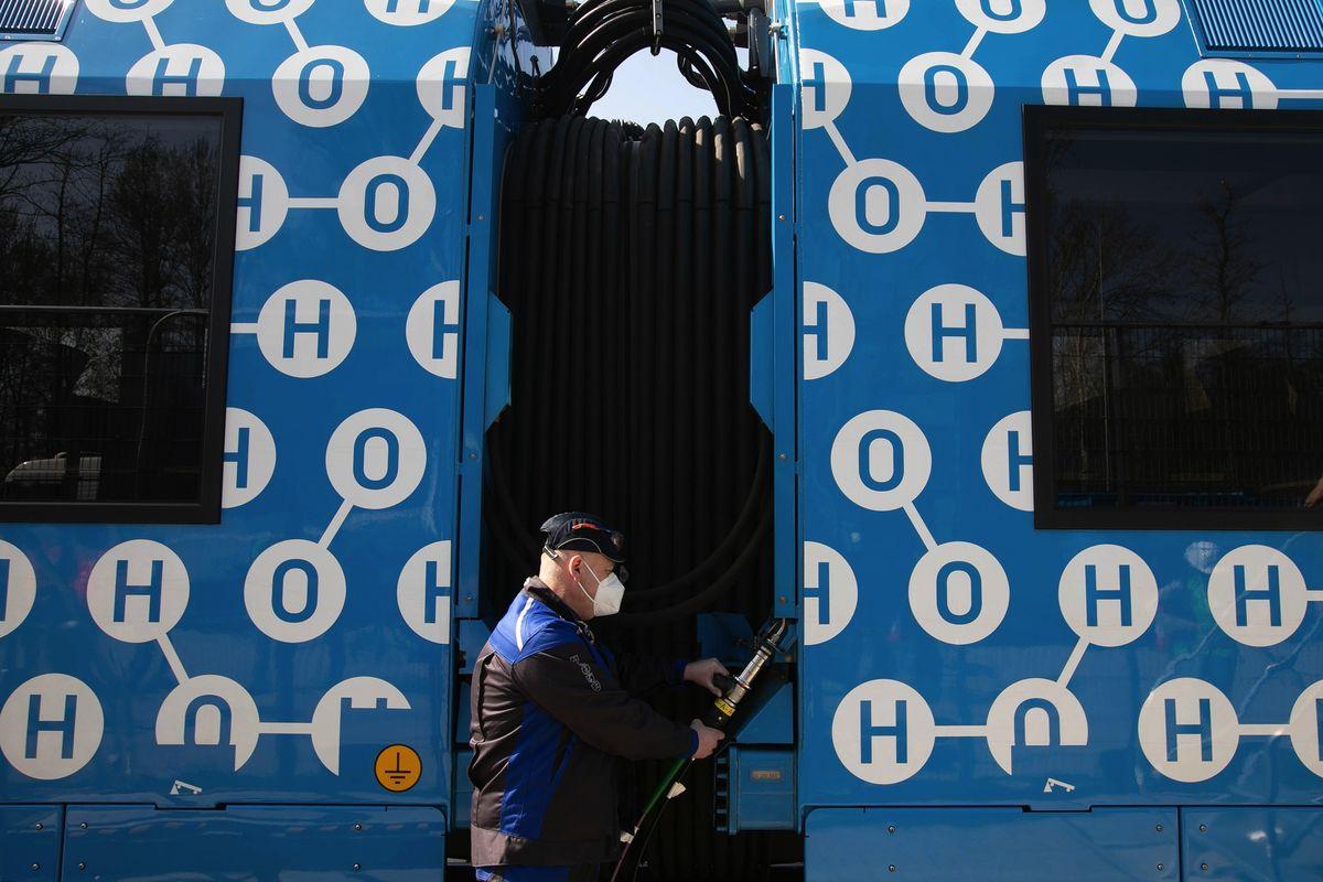 قطارات هيدروجين