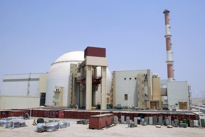 وكالة الطاقة الذرية - إيران- محطة بوشهر النووية - الطاقة النووية