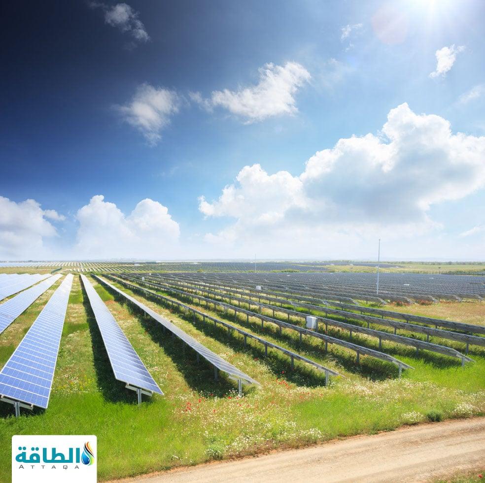 منصة الطاقة - ألواح شمسية