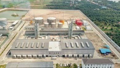 Photo of تشغيل محطة كهرباء بالغاز المسال في كمبوديا