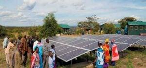 الطاقة المتجددة- أفريقيا