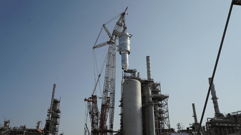 عمان- النفط في عمان