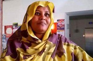 سد النهضة - وزيرة الخارجية السودانية مريم الصادق المهدي - أرشيفية