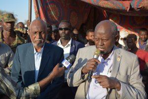 وزير الطاقة السوداني جادين عبيد- حقل سفيان النفطي