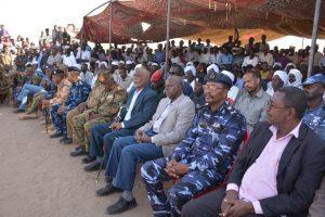 وزير الطاقة السوداني - حقل سفيان النفطي
