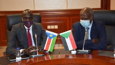 Photo of أول لقاء بين وزيري النفط في السودان وجنوب السودان لبحث فرص التعاون