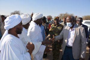 وزير الطاقة السوداني